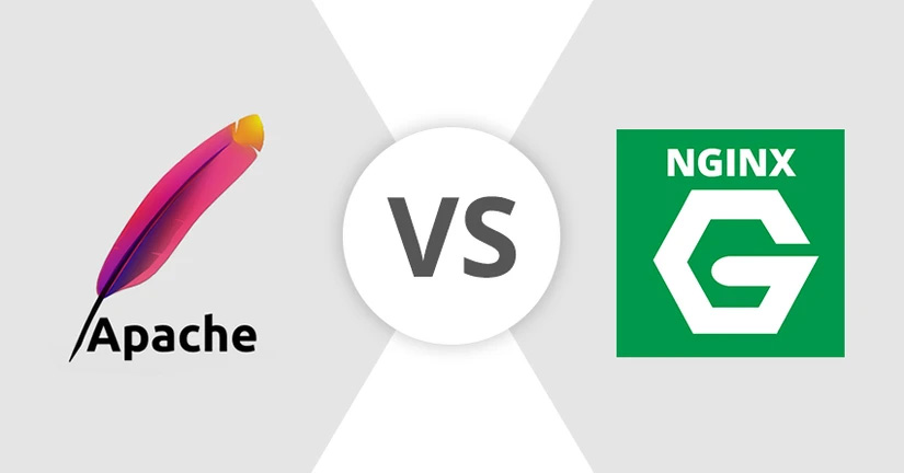 Nginx và Apache nên lựa chọn máy chủ web nào?