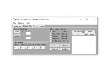Phần mềm click chuột tự động