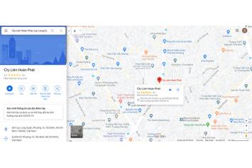 Cách Đưa Công Ty Lên Google Map