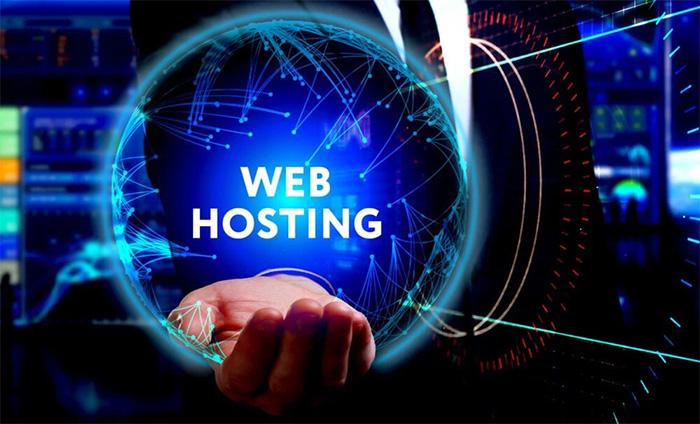 Hosting server web