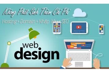 Thiết kế web trọn gói